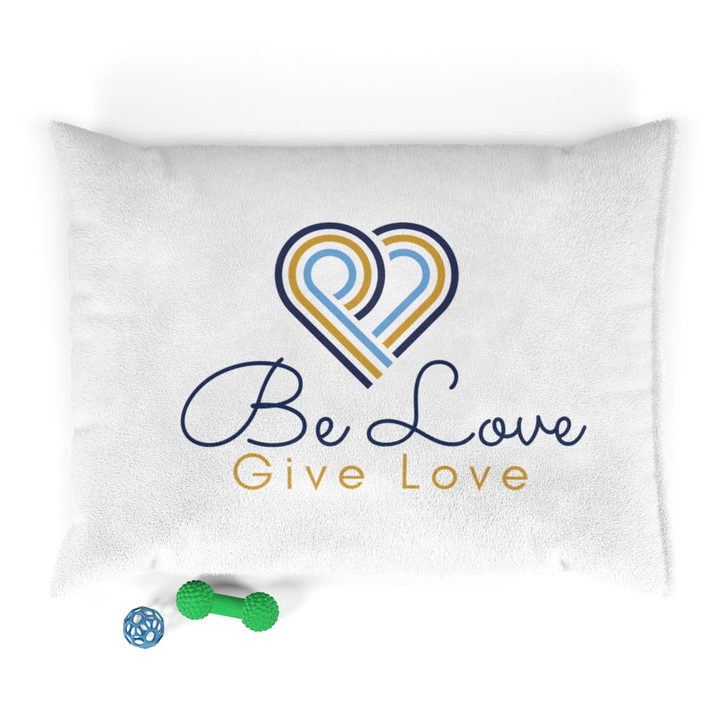 Be Love Give Love Pet Bed