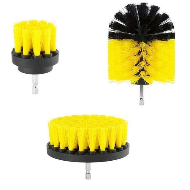 Drill Brush Set