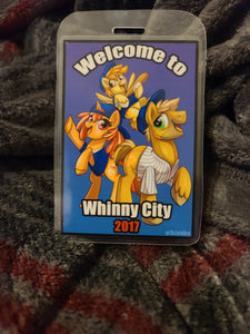 Pony Badges - Retired Convention Mascots