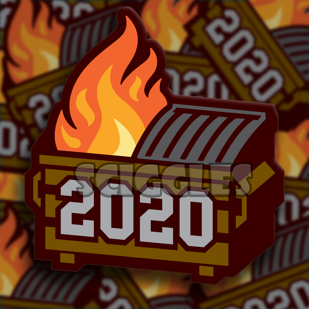 2020 - A Dumpster Fire of a Year Coffee Mug