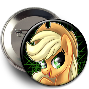 Pony Buttons, Buttons, Buttons, Customizeable, Pony - Sciggles