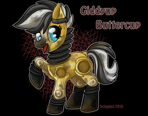 Pony Badges - Fallout: Equestria, Badges, Badges, Customizeable, Fallout, Pony, Wearable - Sciggles