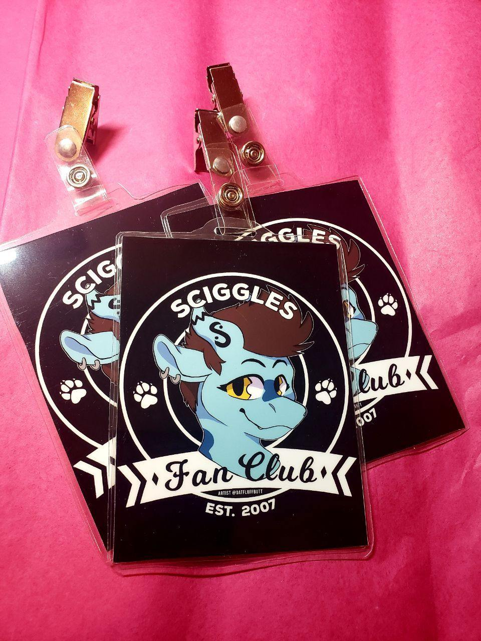 Badges - Other, Badges, Badges, Customizeable, Wearable - Sciggles