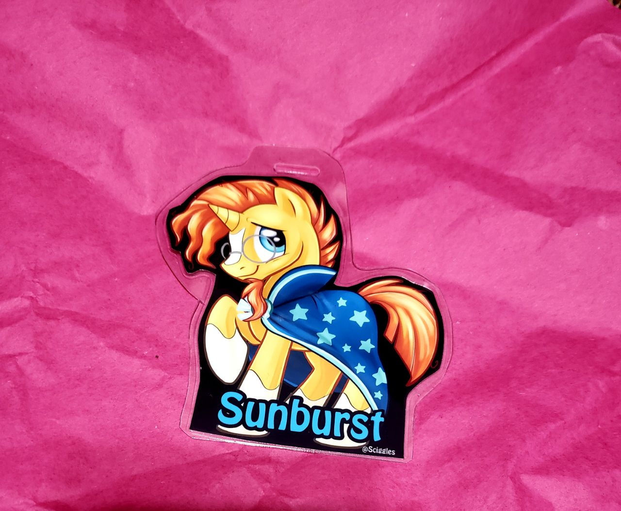 Pony Badges - Supporting Characters, Badges, Badges, Customizeable, Pony, Wearable - Sciggles