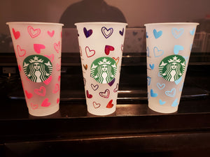 Flurry of Hearts Cold Cup