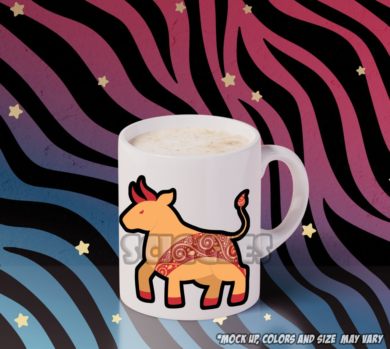 Chinese Zodiac Coffee Mugs