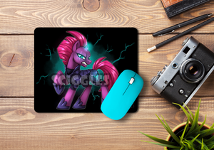 Pony Mousepads, Mousepads, Customizeable, Mousepad, Pony, Sublimation - Sciggles