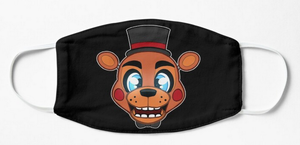 Face Masks - FNAF, Face Masks, Face Masks, FNAF, Gaming, Sublimation, Wearable - Sciggles