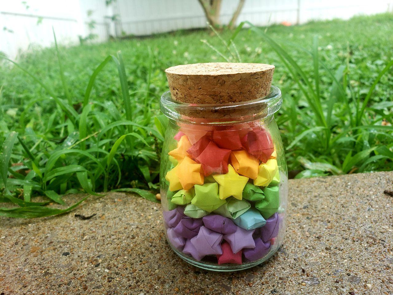 Star Jar, Star Jars, Star Jars - Sciggles