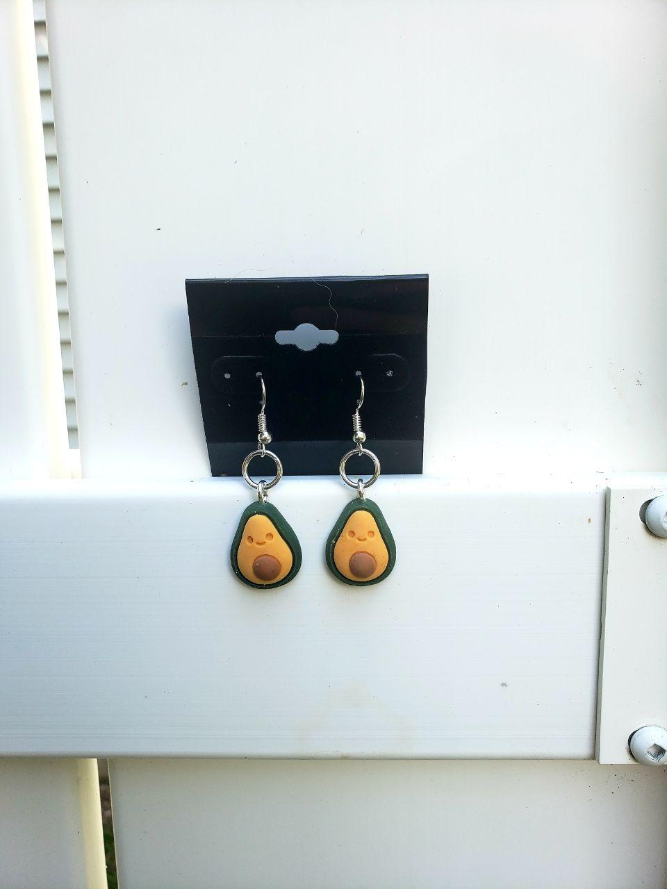 Fruit Jewelry, Earrings, Earrings, Resin, Wearable - Sciggles