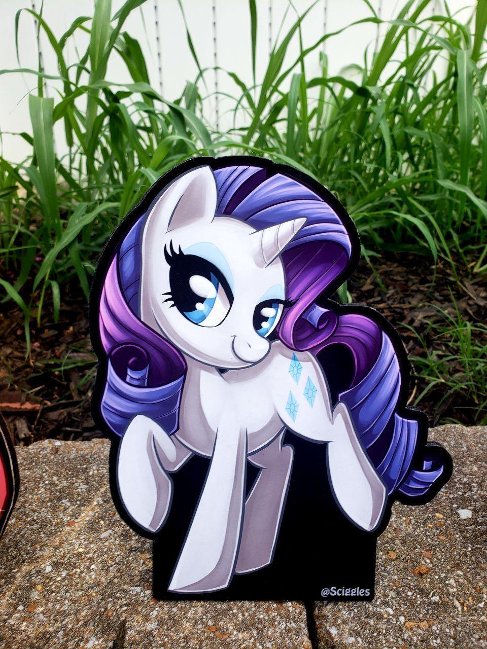 Foam Cutouts - Clearance, Foams, Customizeable, Foams, Gaming, Pony - Sciggles