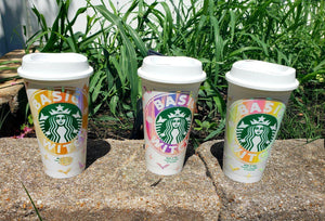 Mystery Single Starbucks Cup Monthly Subscription Box, Subscription Boxes - Sciggles