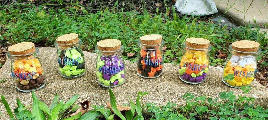 Star Jar - Halloween/Fall Limited Series, Star Jars, Customizeable, Halloween/Fall, Limited Edition, Star Jars - Sciggles
