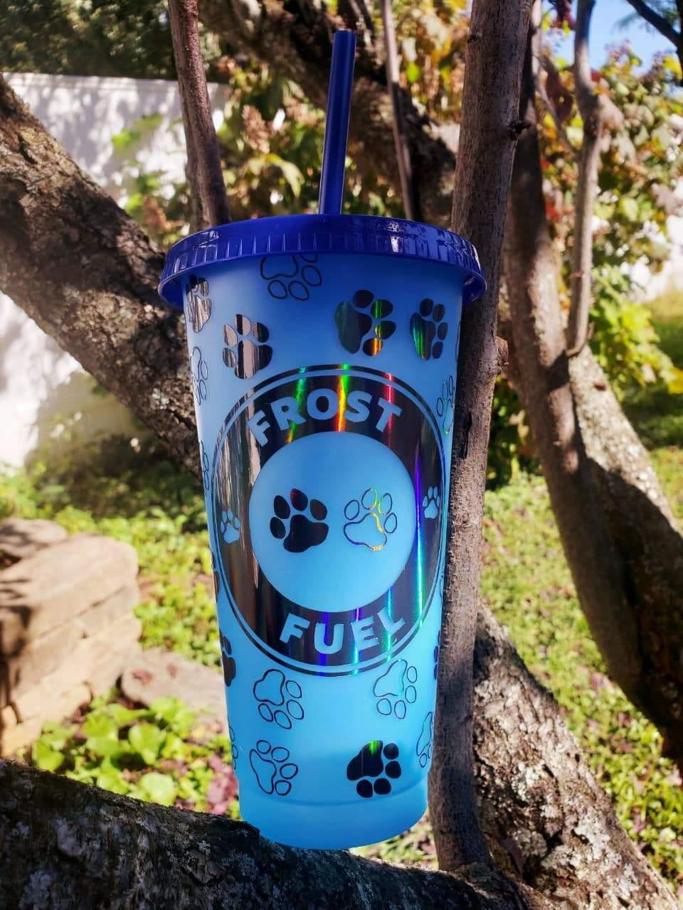 Fully Custom Cold Cup, Cups, Cups, Customizeable, Starbucks - Sciggles