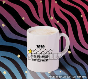 2020 One Star Coffee Mug