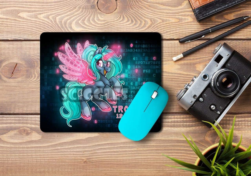 Pony Mousepads - TrotCon Online 2: Snow Day, Mousepads - Sciggles