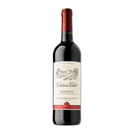 World's Cellar Chateau Gillet Bordeaux Red Wine