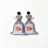 Dabao Fish Earrings