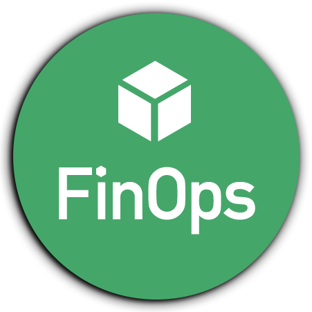 FinOps Circle Decal