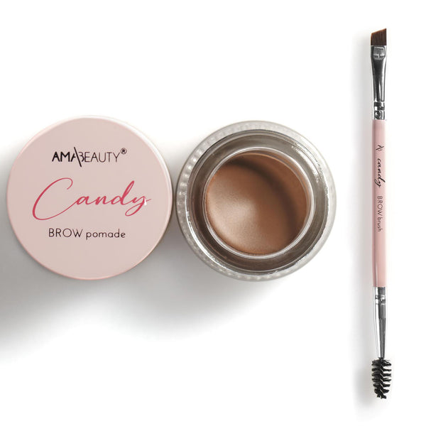 Candy Brow pomade - COCOA CANDY + Candy BROW Brush