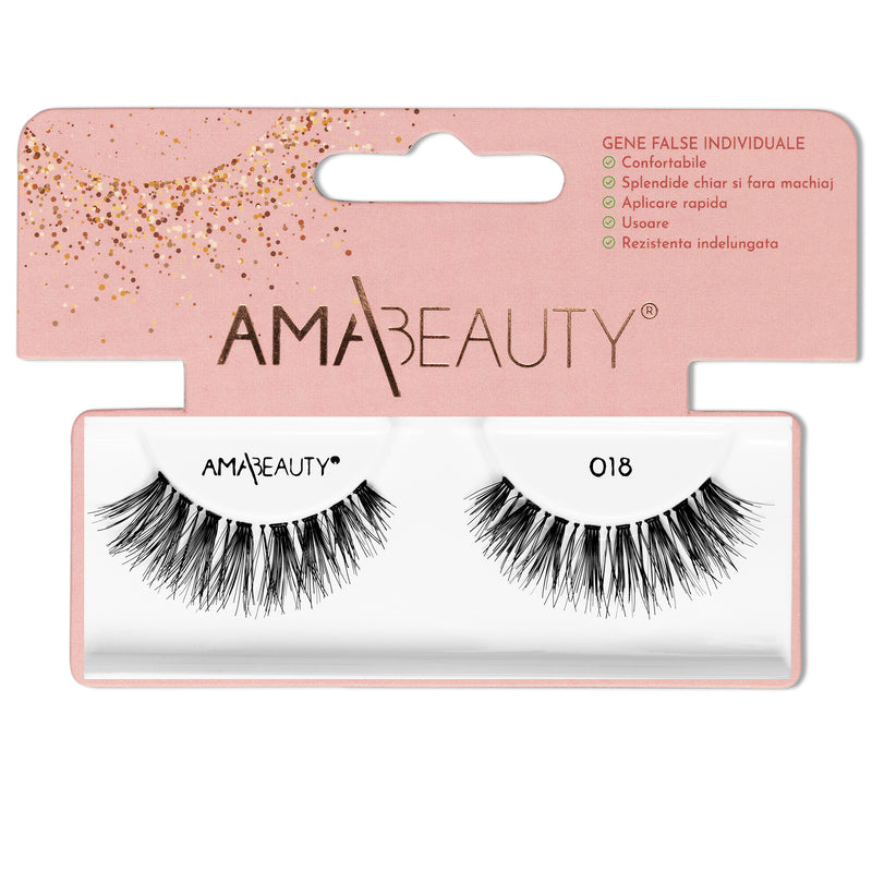 AMA|Beauty Lashes - 018