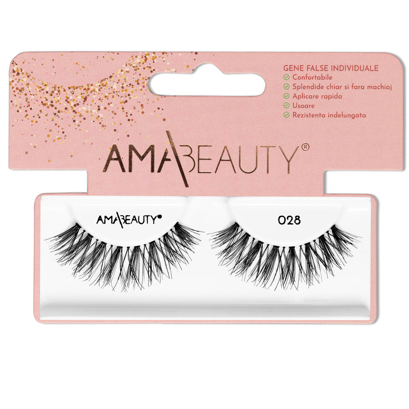 AMA|Beauty Lashes - 028 X 10
