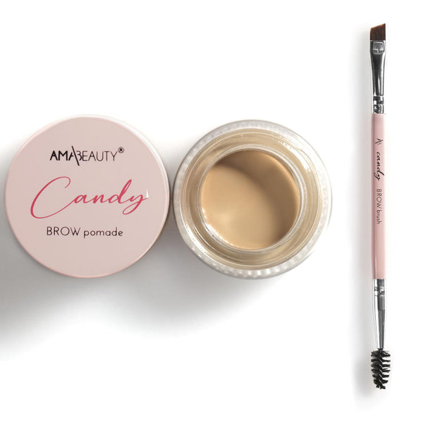 Set Candy Brow pomade - MILK CANDY + Candy BROW Brush