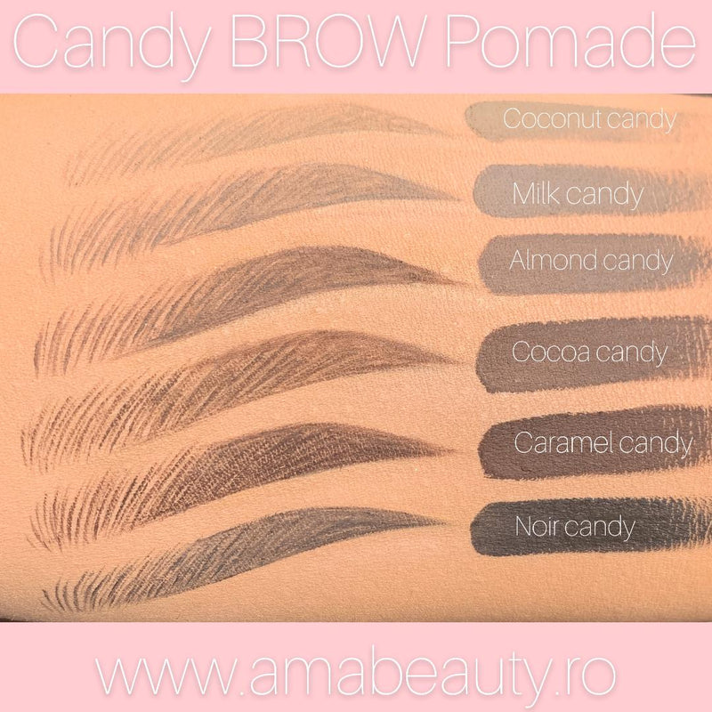 Candy Brow pomade - Noir Candy