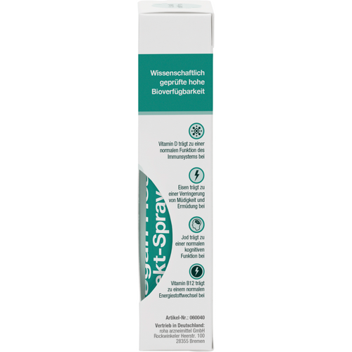 Vegan Health Direkt-Spray - 25 ml