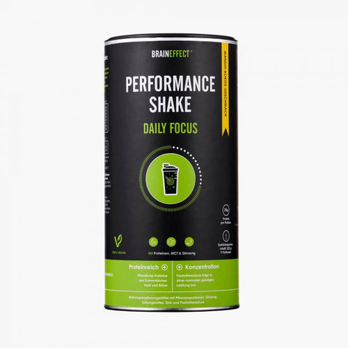 Performance Shake Daily Focus (Mango-Kokos) - 530g