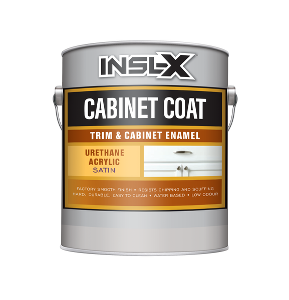 Cabinet Coat Trim & Cabinet Enamel Satin Finish - CC-55XX