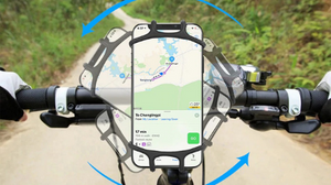 ArgonTechs™- Bike Phone Holder- Silicone