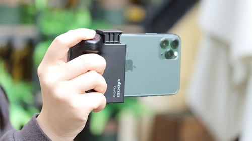 ArgonTechs™ - Wireless Selfie Grip Handle