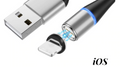 ArgonTechs™ - Universal Magnetic Charging Cable - 3A Charging - Data Transfer