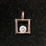 FEBUARY BirthStone 5mm round keepsake jewelry - Lannan Jewelry - 4