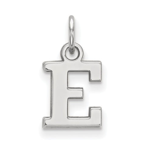 10kw White Gold Eastern Michigan University XS Pendant