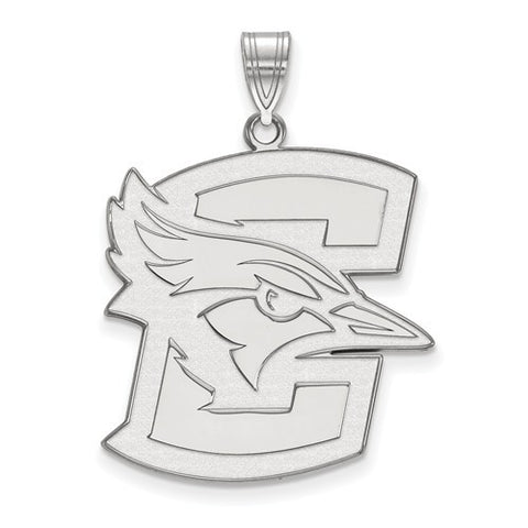 10kw White Gold Creighton University XL Pendant