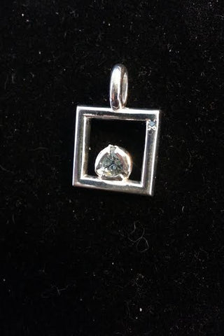 Stunning Sterling Silver pendant - Lannan Jewelry