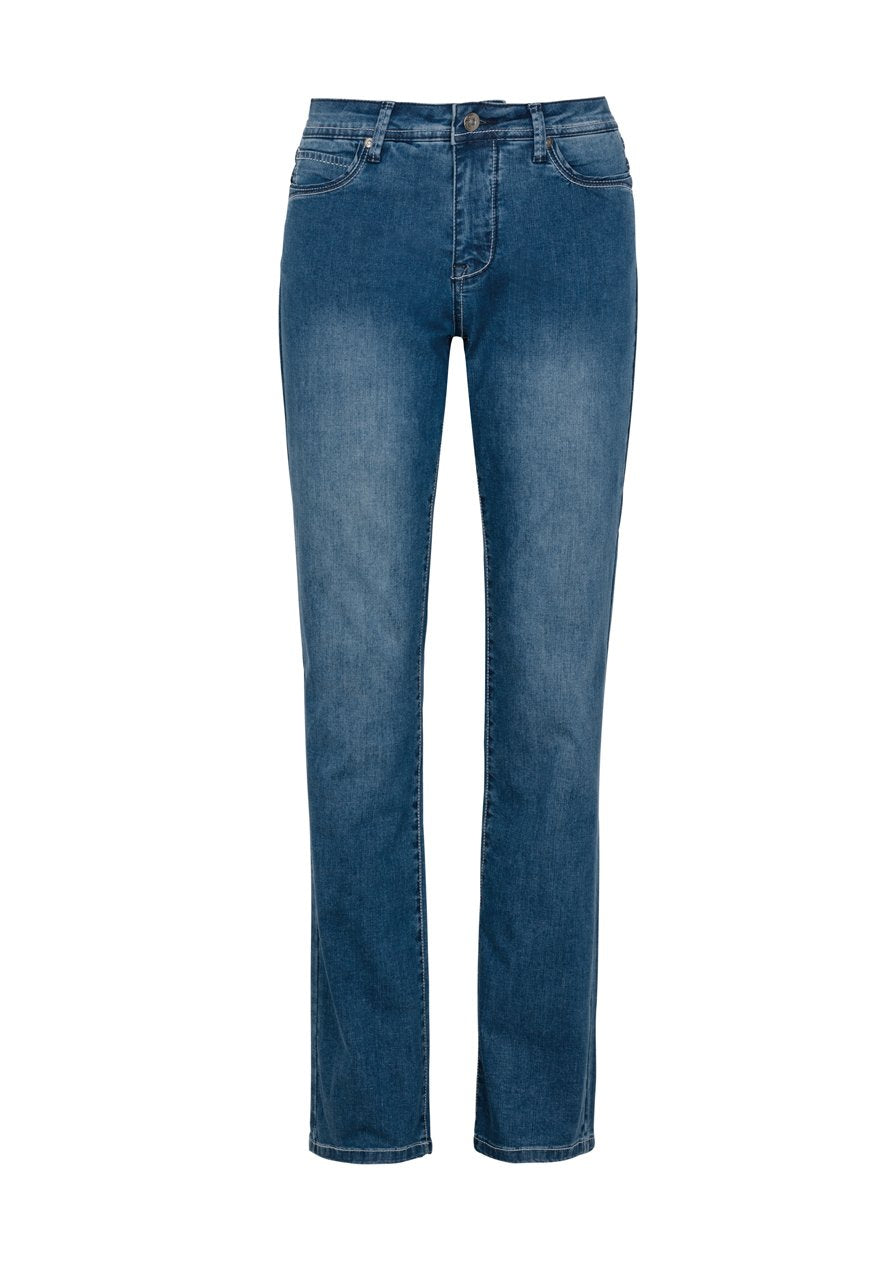 Damen Linda Denim Light Superstraight