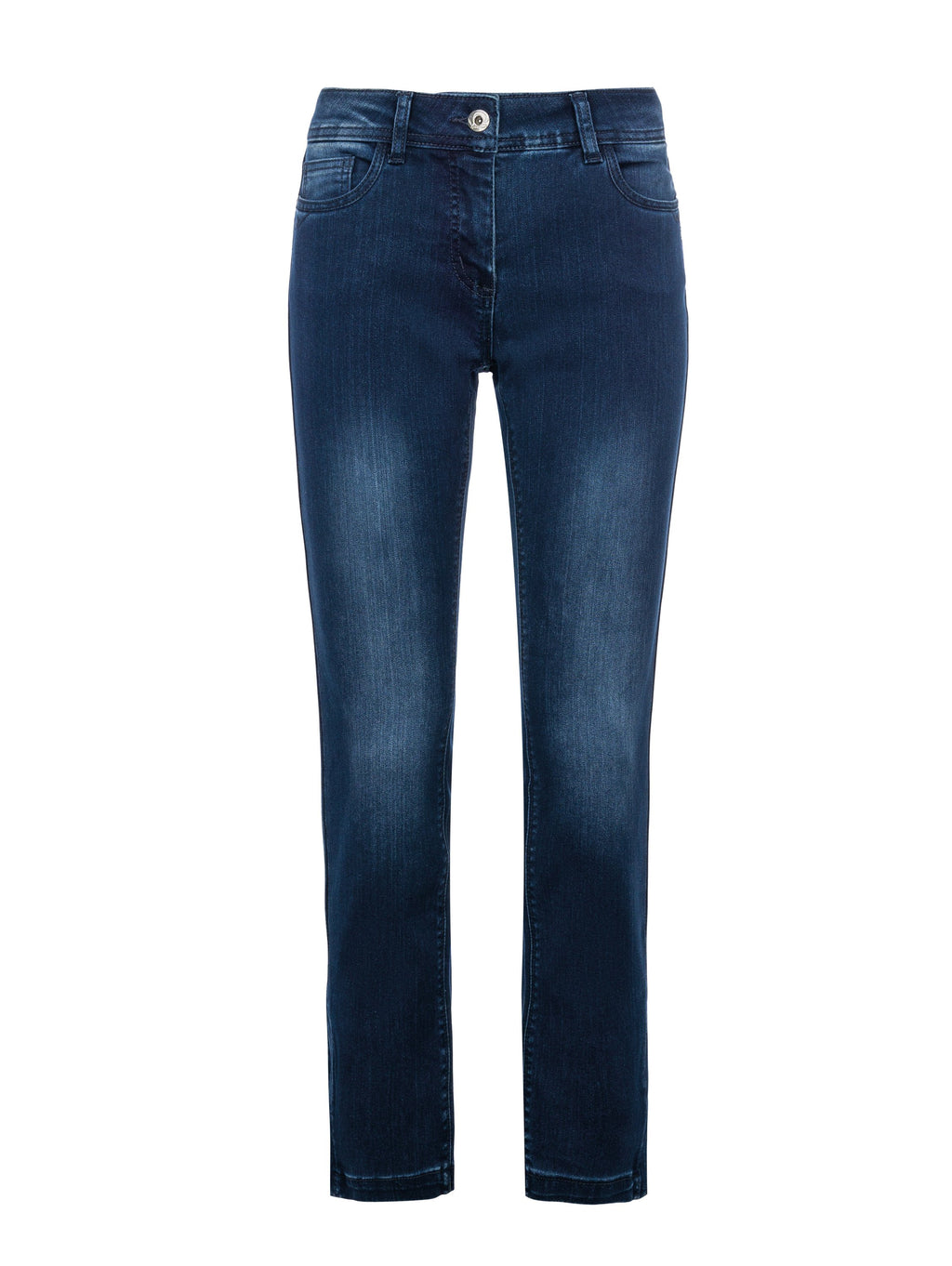 Damen Jeans Victoria 7/8 powerstretch