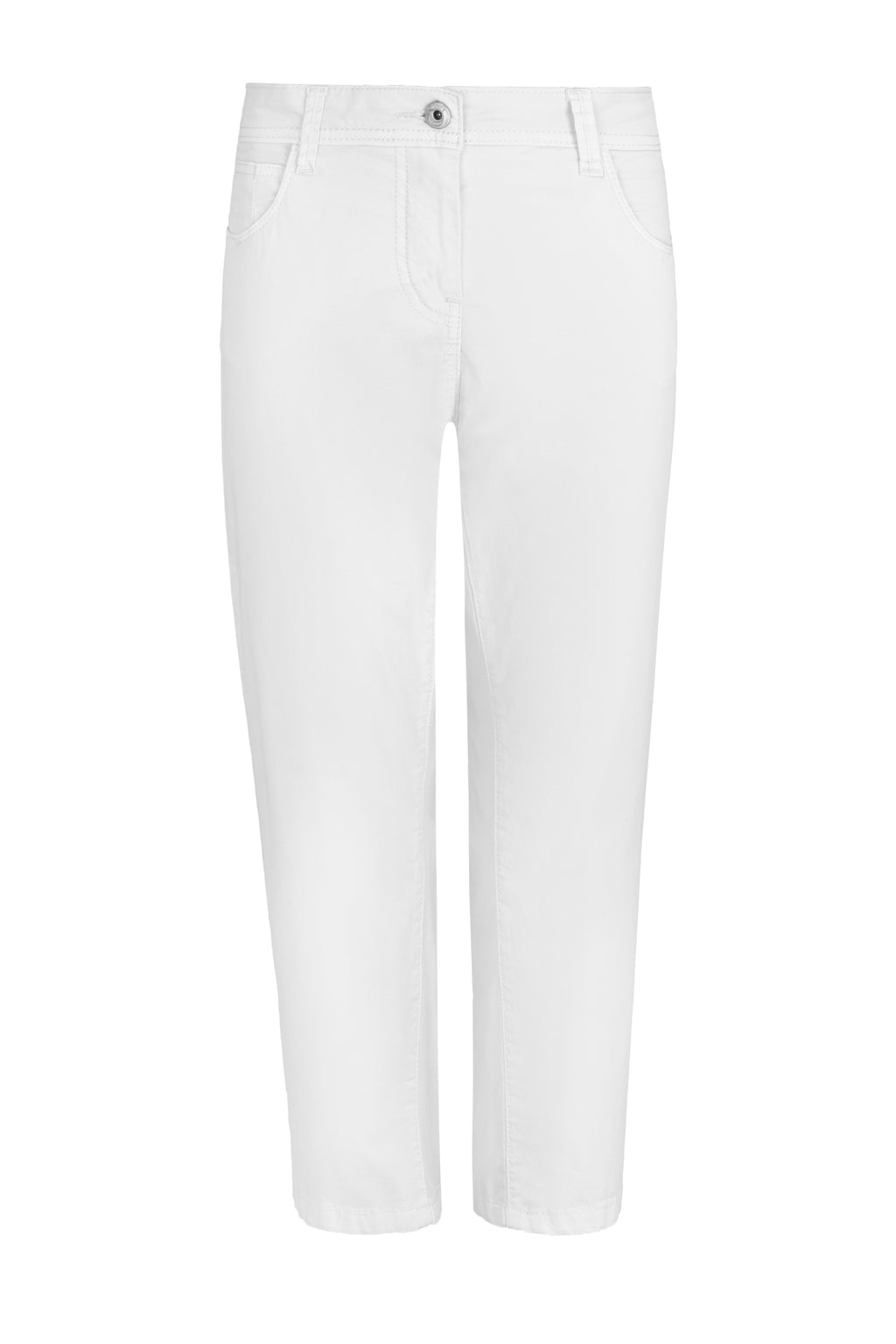 Damen Hose Victoria Capri Light Cotton