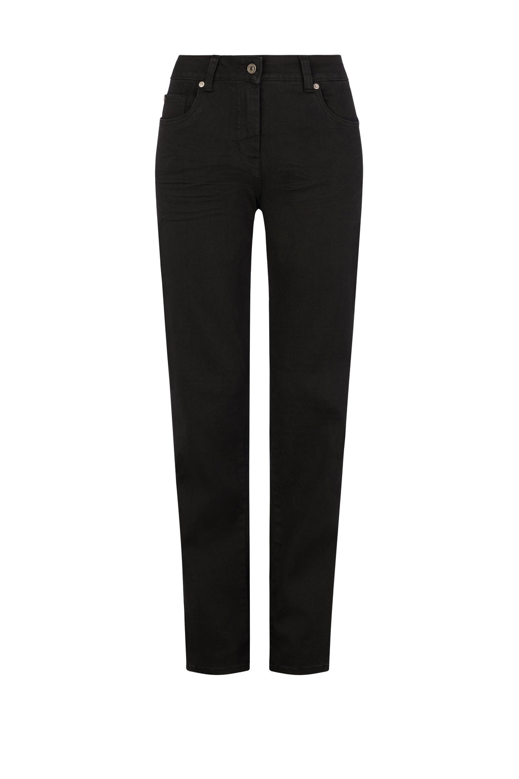 Damen Jeans Linda Side Stripe