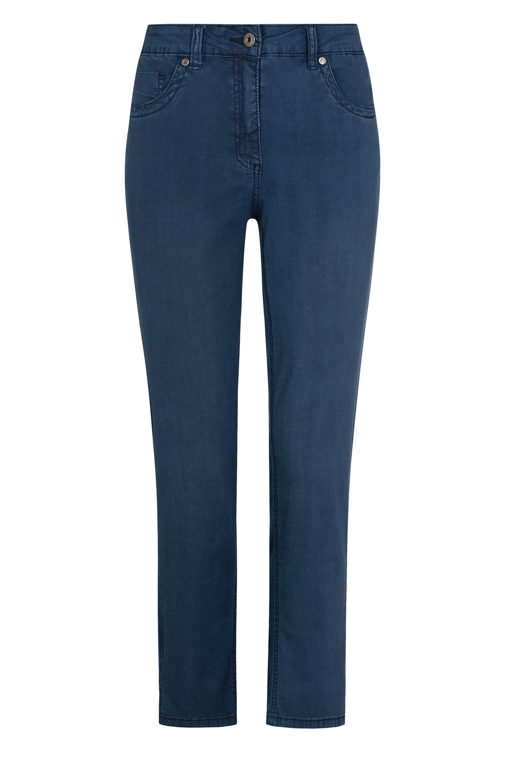 Damen Jeans Rita 7/8 Light Denim