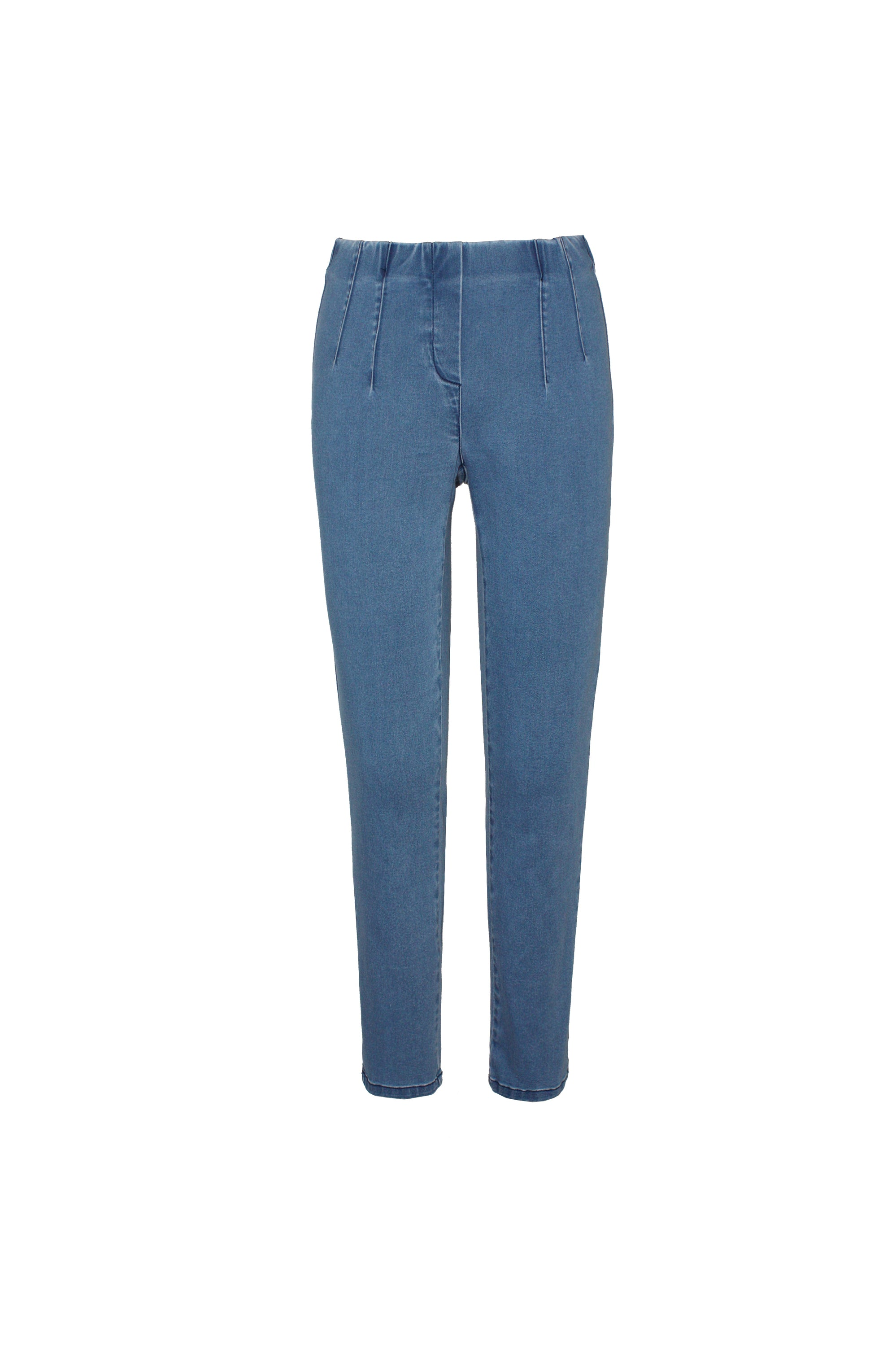 Damen Jeans Happy Fit 7/8 denim