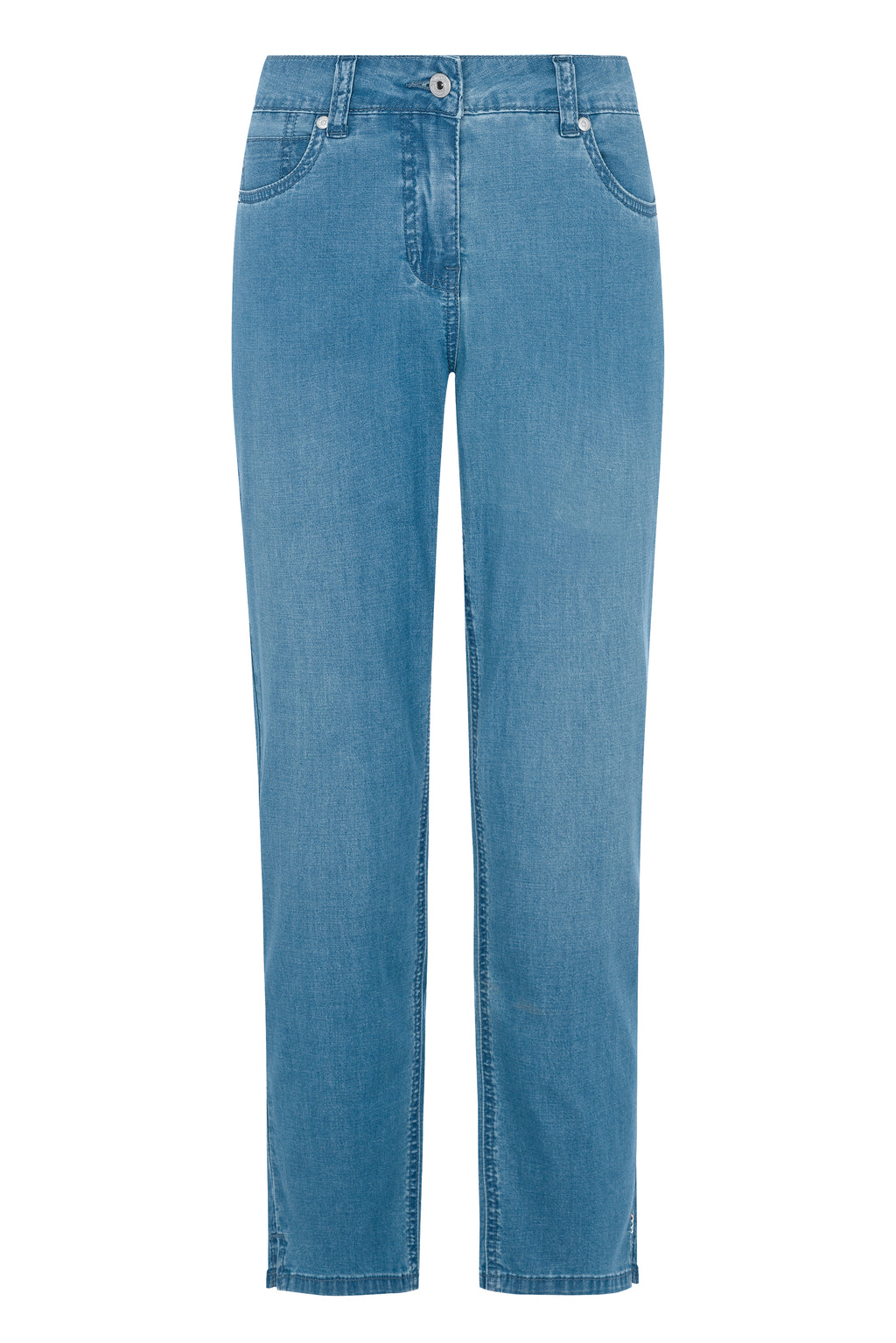 Damen Jeans Linda 7/8 light denim