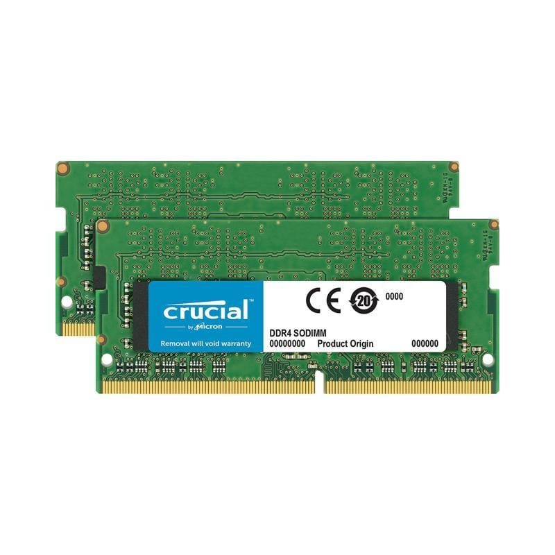 Crucial Mac 16GB (8GBx2) DDR4 RAM 2400Mhz SO-DIMM