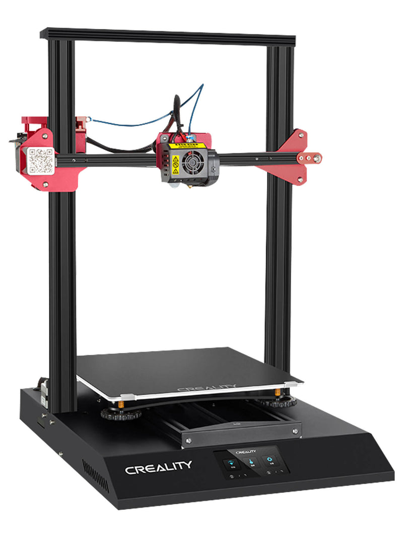 Creality CR-10S Pro V2 | Low Cost FDM 3D Printer Assembly Required