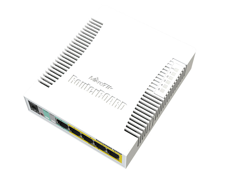MikroTik RB260GSP | Data Switch PoE SFP+ GbE