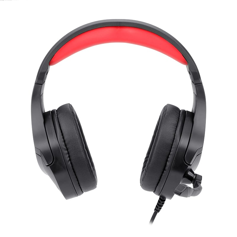 Redragon Theseus 3.5mm|2.0|Boom Mic Gaming Headset - Black