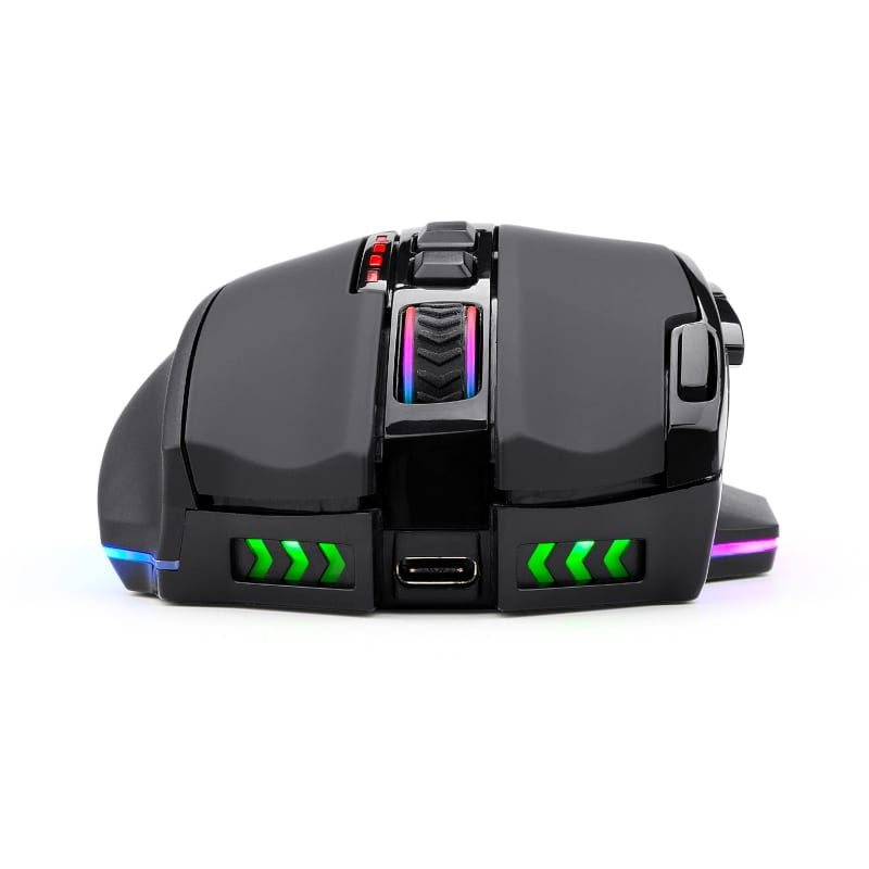 Redragon SNIPER PRO 16000DPI Wireless RGB Gaming Mouse - Black